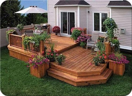 cedar deck Bloomfield